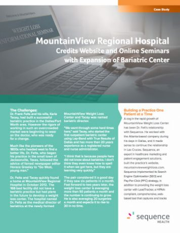 MountainView Regional Hospital
